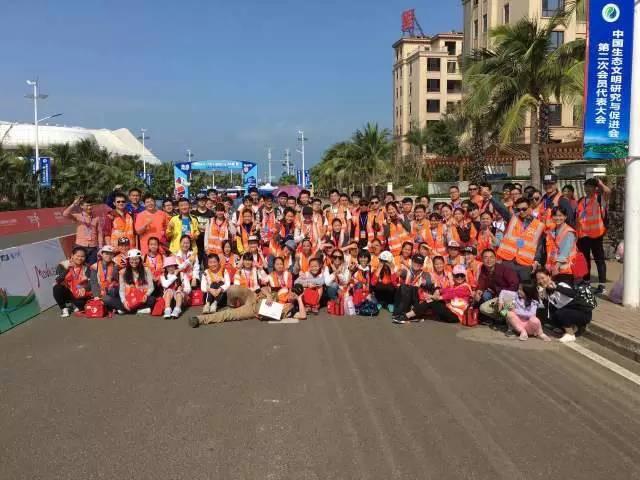 海口马拉松再现狂欢盛宴,百万参与者享运动乐趣